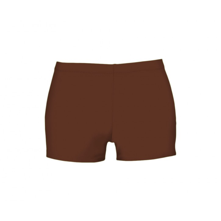Juniors/ Woman Sport Shorts - Brown
